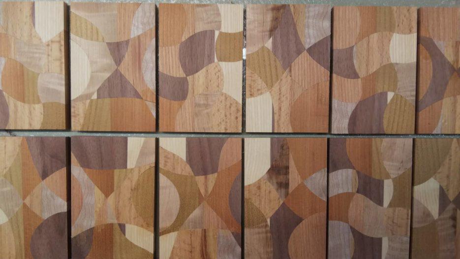 寄木の模様も色々あります。